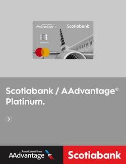 Ofertas de Bancos y Servicios en el catálogo de Scotia Bank ( Más de un mes)
