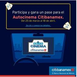 Ofertas de Bancos y Servicios en el catálogo de Citibanamex en Ciudad Cuauhtémoc (Chihuahua) ( 7 días más )