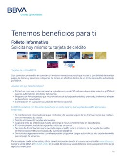 Catálogo BBVA Bancomer ( Vencido)
