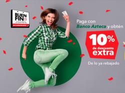 Ofertas de Banco Azteca  en el folleto de Monterrey