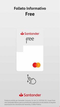 Catálogo Santander ( Más de un mes)