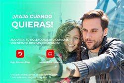 Ofertas de Viajes en el catálogo de Primera Plus/Flecha Amarilla en Iztapalapa ( Vence mañana )