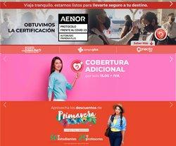Ofertas de Viajes en el catálogo de Primera Plus/Flecha Amarilla en Heróica Puebla de Zaragoza ( 19 días más )
