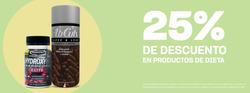 Cupón GNC en Matehuala ( 9 días más )
