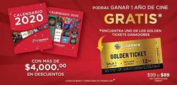 Cupón Cinemex en Guanajuato ( Más de un mes )