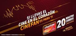 Cupón Cinemex en Ciudad Río Bravo ( 3 días publicado )