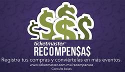 Ofertas de Ticketmaster  en el folleto de Cadereyta Jiménez