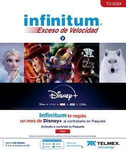 Ofertas de Electrónica y Tecnología en el catálogo de Telmex en Chihuahua ( 3 días publicado )