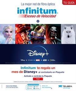 Ofertas de Electrónica y Tecnología en el catálogo de Telmex en Heróica Guaymas ( 10 días más )