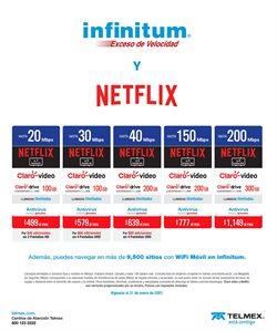 Ofertas de Antivirus en Telmex