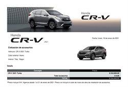 Ofertas de Autos, Motos y Repuestos en el catálogo de Honda en La Piedad de Cabadas ( 9 días más )