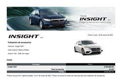 Ofertas de Autos, Motos y Repuestos en el catálogo de Honda en Santiago de Querétaro ( 3 días publicado )