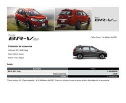 Ofertas de Autos, Motos y Repuestos en el catálogo de Honda en Zapopan ( 4 días más )