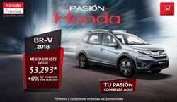 Ofertas de Honda  en el folleto de San Luis Potosí