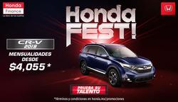 Ofertas de Honda  en el folleto de Guadalajara