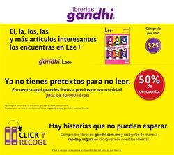 Catálogo Gandhi en Tijuana ( Caducado )