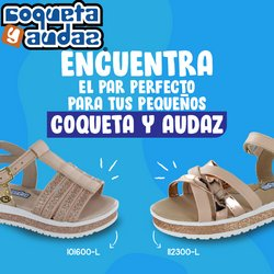 Ofertas de Juguetes y Niños en el catálogo de Coqueta y Audaz ( 4 días más)