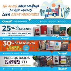 Ofertas de Librerías y Papelerías en el catálogo de Gonvill en León ( 8 días más )
