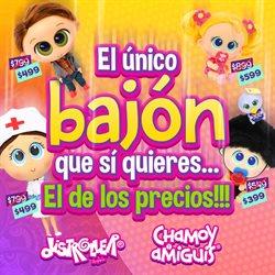 Ofertas de Juguetes y Niños en el catálogo de Distroller en Tlalnepantla ( Vence mañana )