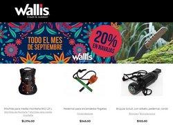 Ofertas de Deporte en el catálogo de Wallis ( 8 días más)