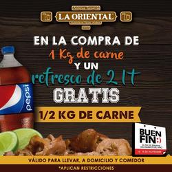 Ofertas de Antigua Taquería La Oriental  en el folleto de Puebla