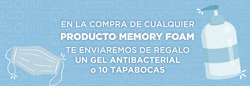 Cupón Memory Foam en San Pedro Garza García ( 6 días más )