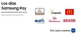 Ofertas de Samsung  en el folleto de Ciudad de México