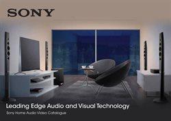 Ofertas de Sony en el catálogo de Sony ( Vencido)