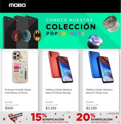 Ofertas de Mobo en el catálogo de Mobo ( Vence hoy)
