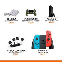 Ofertas de Xbox One  en el folleto de Linio en Ciudad de México