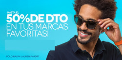 Ofertas de Lentes World  en el folleto de Monterrey