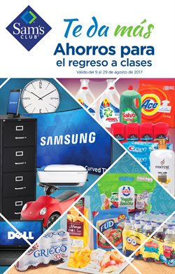 Ofertas de Sam's Club  en el folleto de Ecatepec