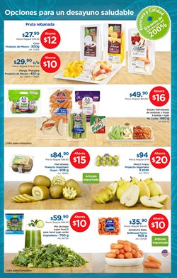 Ofertas de Fruta  en el folleto de Sam's Club en Mexicali