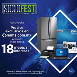 Ofertas de Sam's Club  en el folleto de Puebla