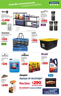 Ofertas de Sam's Club  en el folleto de León