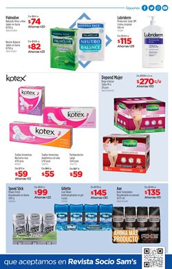 Ofertas de Axe en Sam's Club