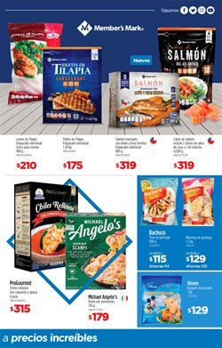 Ofertas de Pollo en Sam's Club