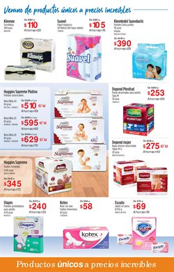 Ofertas de Kotex en Sam's Club