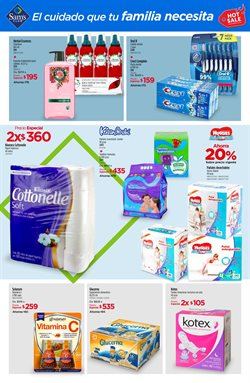 Ofertas de Productos farmacéuticos en Sam's Club