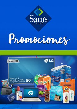 Catálogo Sam's Club en Guadalajara ( 2 días publicado )