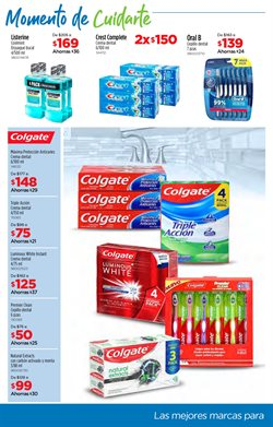 Ofertas de Cepillo dental en Sam's Club