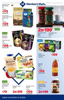 Ofertas de Café soluble en Sam's Club