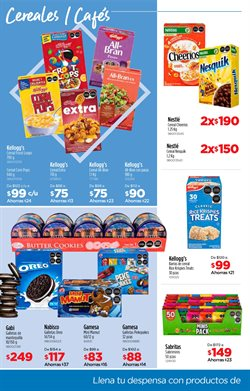 Ofertas de Galletas en Sam's Club