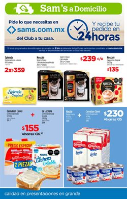 Ofertas de Radio en Sam's Club