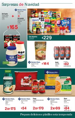 Ofertas de Queso en Sam's Club