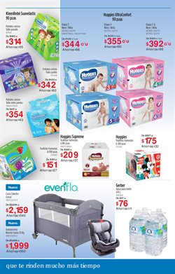 Ofertas de Huggies en Sam's Club