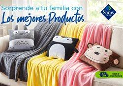 Catálogo Sam's Club en Cuajimalpa de Morelos ( Caducado )