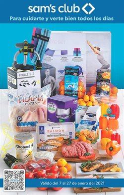 Ofertas de Hiper-Supermercados en el catálogo de Sam's Club en Cuajimalpa de Morelos ( 2 días más )