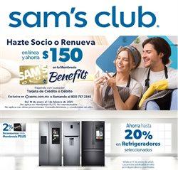 Catálogo Sam's Club ( 3 días publicado )