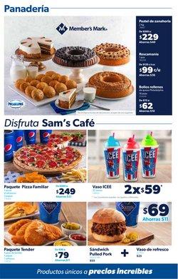 Ofertas de Panadería en Sam's Club